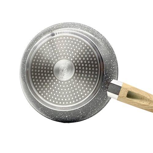 Set 4 Padelle Antiaderente diametro 20-22-24-26