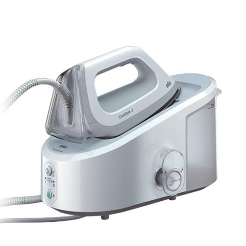 Braun CareStyle 3 IS 3041 2400 W 2 L Eloxal Argento